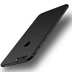Coque Ultra Fine Silicone Souple Housse Etui S01 pour Huawei Honor 8 Noir