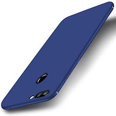 Coque Ultra Fine Silicone Souple Housse Etui S01 pour Huawei Honor 9i Bleu