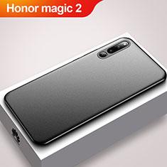 Coque Ultra Fine Silicone Souple Housse Etui S01 pour Huawei Honor Magic 2 Noir