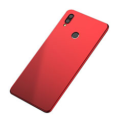 Coque Ultra Fine Silicone Souple Housse Etui S01 pour Huawei Honor Note 10 Rouge