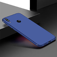 Coque Ultra Fine Silicone Souple Housse Etui S01 pour Huawei Honor Play 8C Bleu