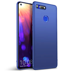 Coque Ultra Fine Silicone Souple Housse Etui S01 pour Huawei Honor V20 Bleu