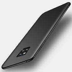 Coque Ultra Fine Silicone Souple Housse Etui S01 pour Huawei Mate 20 Pro Noir