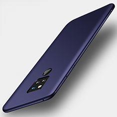 Coque Ultra Fine Silicone Souple Housse Etui S01 pour Huawei Mate 20 X Bleu