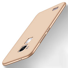 Coque Ultra Fine Silicone Souple Housse Etui S01 pour Huawei Mate 7 Or