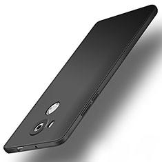 Coque Ultra Fine Silicone Souple Housse Etui S01 pour Huawei Mate 8 Noir