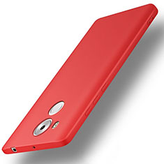Coque Ultra Fine Silicone Souple Housse Etui S01 pour Huawei Mate 8 Rouge