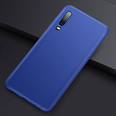 Coque Ultra Fine Silicone Souple Housse Etui S01 pour Huawei P30 Bleu