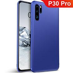 Coque Ultra Fine Silicone Souple Housse Etui S01 pour Huawei P30 Pro New Edition Bleu