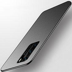 Coque Ultra Fine Silicone Souple Housse Etui S01 pour Huawei P40 Noir