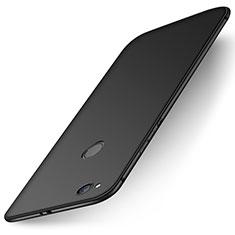 Coque Ultra Fine Silicone Souple Housse Etui S01 pour Huawei P8 Lite (2017) Noir