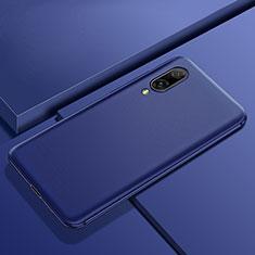 Coque Ultra Fine Silicone Souple Housse Etui S01 pour Huawei Y7 (2019) Bleu