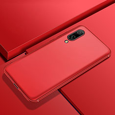 Coque Ultra Fine Silicone Souple Housse Etui S01 pour Huawei Y7 Prime (2019) Rouge