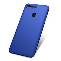 Coque Ultra Fine Silicone Souple Housse Etui S01 pour OnePlus 5T A5010 Bleu
