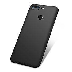 Coque Ultra Fine Silicone Souple Housse Etui S01 pour OnePlus 5T A5010 Noir