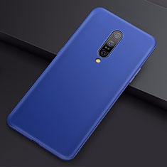 Coque Ultra Fine Silicone Souple Housse Etui S01 pour OnePlus 7 Pro Bleu