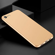 Coque Ultra Fine Silicone Souple Housse Etui S01 pour Oppo A71 Or