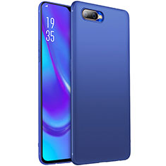 Coque Ultra Fine Silicone Souple Housse Etui S01 pour Oppo R15X Bleu