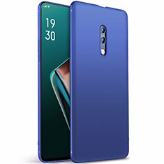 Coque Ultra Fine Silicone Souple Housse Etui S01 pour Oppo Realme X Bleu