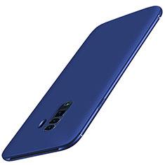 Coque Ultra Fine Silicone Souple Housse Etui S01 pour Oppo Reno 10X Zoom Bleu