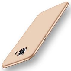 Coque Ultra Fine Silicone Souple Housse Etui S01 pour Samsung Galaxy A5 (2016) SM-A510F Or