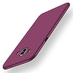 Coque Ultra Fine Silicone Souple Housse Etui S01 pour Samsung Galaxy A5 Duos SM-500F Violet