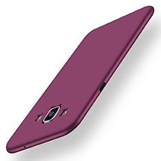 Coque Ultra Fine Silicone Souple Housse Etui S01 pour Samsung Galaxy A5 SM-500F Violet