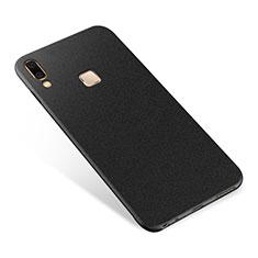 Coque Ultra Fine Silicone Souple Housse Etui S01 pour Samsung Galaxy A8 Star Noir