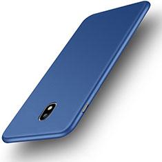 Coque Ultra Fine Silicone Souple Housse Etui S01 pour Samsung Galaxy J3 (2017) J330F DS Bleu