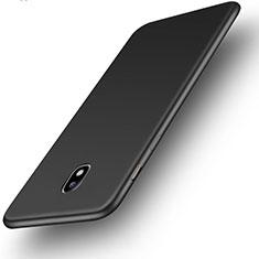 Coque Ultra Fine Silicone Souple Housse Etui S01 pour Samsung Galaxy J3 (2017) J330F DS Noir