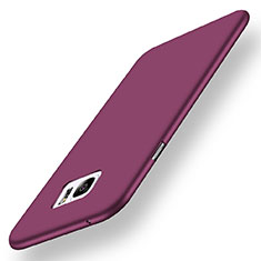 Coque Ultra Fine Silicone Souple Housse Etui S01 pour Samsung Galaxy Note 5 N9200 N920 N920F Violet