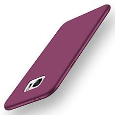 Coque Ultra Fine Silicone Souple Housse Etui S01 pour Samsung Galaxy Note 7 Violet
