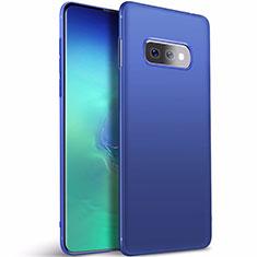 Coque Ultra Fine Silicone Souple Housse Etui S01 pour Samsung Galaxy S10e Bleu