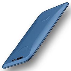 Coque Ultra Fine Silicone Souple Housse Etui S01 pour Xiaomi Black Shark Bleu