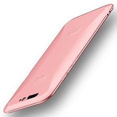 Coque Ultra Fine Silicone Souple Housse Etui S01 pour Xiaomi Black Shark Or Rose