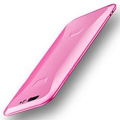Coque Ultra Fine Silicone Souple Housse Etui S01 pour Xiaomi Black Shark Rose