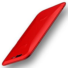 Coque Ultra Fine Silicone Souple Housse Etui S01 pour Xiaomi Black Shark Rouge