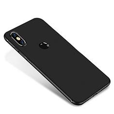Coque Ultra Fine Silicone Souple Housse Etui S01 pour Xiaomi Mi 6X Noir