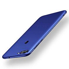 Coque Ultra Fine Silicone Souple Housse Etui S01 pour Xiaomi Mi 8 Lite Bleu