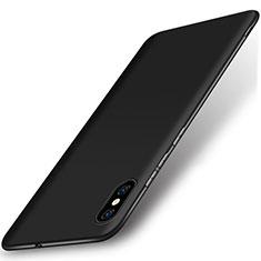 Coque Ultra Fine Silicone Souple Housse Etui S01 pour Xiaomi Mi 8 Pro Global Version Noir