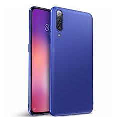 Coque Ultra Fine Silicone Souple Housse Etui S01 pour Xiaomi Mi 9 Bleu