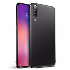 Coque Ultra Fine Silicone Souple Housse Etui S01 pour Xiaomi Mi 9 Pro Noir