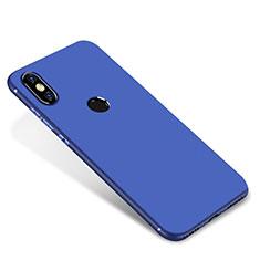 Coque Ultra Fine Silicone Souple Housse Etui S01 pour Xiaomi Mi A2 Bleu
