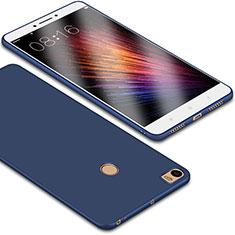 Coque Ultra Fine Silicone Souple Housse Etui S01 pour Xiaomi Mi Max Bleu