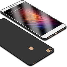Coque Ultra Fine Silicone Souple Housse Etui S01 pour Xiaomi Mi Max Noir