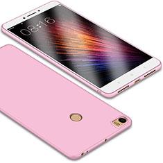 Coque Ultra Fine Silicone Souple Housse Etui S01 pour Xiaomi Mi Max Rose