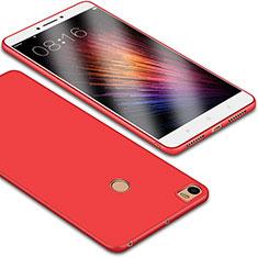 Coque Ultra Fine Silicone Souple Housse Etui S01 pour Xiaomi Mi Max Rouge