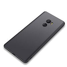 Coque Ultra Fine Silicone Souple Housse Etui S01 pour Xiaomi Mi Mix 2 Noir