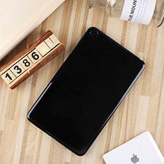 Coque Ultra Fine Silicone Souple Housse Etui S01 pour Xiaomi Mi Pad 4 Noir
