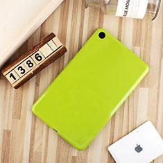 Coque Ultra Fine Silicone Souple Housse Etui S01 pour Xiaomi Mi Pad 4 Plus 10.1 Vert